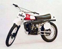 1976 Husqvarna 360CR
