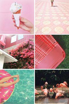 Poppytalk: Monday's Pinks + Reds!