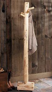 Coat Rack / Tree - this is def a DIY Hubby can make!