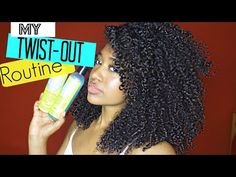Wash n' Go with Curls Blueberry Bliss Curl Control Jelly | Tia Kirby - YouTube