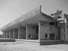 Le Corbusier's Vihan Sabha