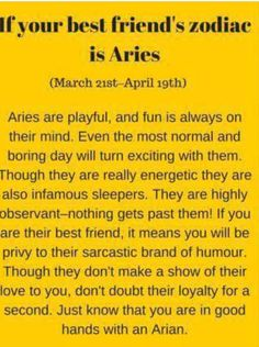 If u dissapoint me ,oh.u will see what will hapen.Bdw Aries is spelled wrong at the end.