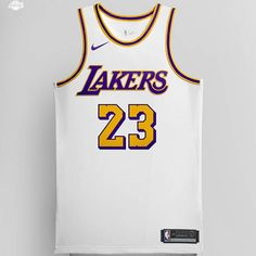 bf44d5392cb White Lebron or Kobe jersey Sz L Nba Memes