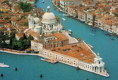"""Venice, Italy Church """"Della Salute"""""""