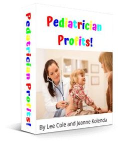 Pediatrician Profits is a perfect social posting training and DFY marketing product. It shows you exactly how to create a thriving business selling an easy-to-fulfill social posting service to pediatric practices.