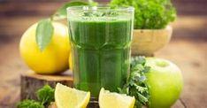 Recette de Smoothie coupe-faim pomme, citron et persil. Facile et rapide à réaliser, goûteuse et diététique. Ingrédients, préparation et recettes associées.