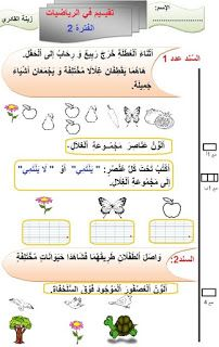 تقييم الفترة 2 رياضيات س1 موارد المعلم Student Activities Reading Series Education