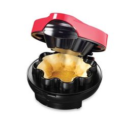 Nostalgia Electrics™ Tortilla Bowl Maker - BedBathandBeyond.com