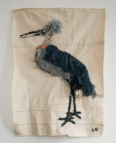 pillow covers, beautiful textile art!