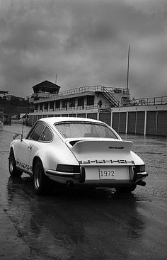 Porsche 911 Carrera RS - Rain Shots - 1972 - Picture 10AS8481609544AC
