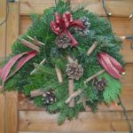 WeihnachtsZauber 2016 | Türkranz Plants, Organic Farming, Home And Garden, Xmas, Plant, Planting, Planets