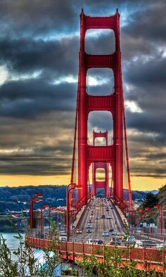 Beautiful Golden Gate