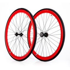 Retrospec Wheelset – Red from A Two-Wheeler Bender - R2,490 (Save 0%)