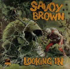 1970 Savoy Brown - Looking In