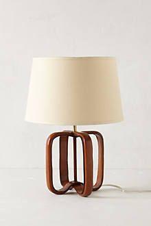 Saddle Strap Lamp Base - anthropologie.com