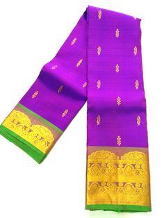 7593aba001 Kanchipuram Sri Madheswaran Silk Sarees - Whole Sale & Retail 919944576613  Wedding Silk Saree, Kanchipuram