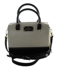 This Porcelain Berkley Lane Convertible Satchel by Kate Spade is perfect! #zulilyfinds