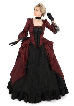 Bernardina Fancy Ball Gown By Recollections