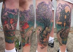 597a3023b scooby doo and shaggy tattoos - Google Search Scooby Doo Tattoo, Shaggy,  Future Tattoos