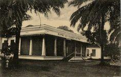 Hotel de Chemin de Fer te Buitenzorg 1910.