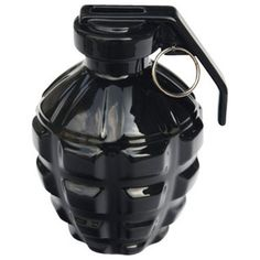 Grenade Piggy Bank - Eclectic Accessories And Decor by Convenient Gadgets & Gifts