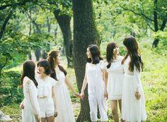 Gfriend Lol, Gfriend Album, Overalls Women, G Friend, Bridesmaid Dresses, Wedding Dresses, Photo Cards, Kpop Girls, Girl Group