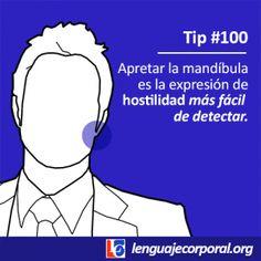 Tip #100: El gesto de hostilidad más fácil de detectar…