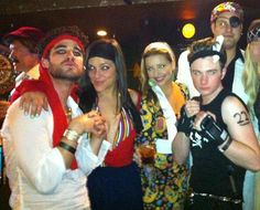 See Darren, Mia and Chris all together chilling. they are all friends.I don't understand why people make a such a big deal of them. Happy Birthday Chris, 22nd Birthday, Glee Cast, It Cast, Glee Quotes, Avpm, Captain Jack Sparrow, All Friends, Pirate Life