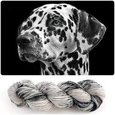 Yarn Baby — Dalmatian