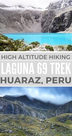 Huaraz, Peru is the trekking capital of South America. Its' most famous day hike is the grueling Laguna 69 trek, at 15,000 feet. I got a crash course in high altitude hiking. Here's what to expect!