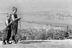 Βοσκόπουλα. Ιωάννινα, γύρω στο 1930