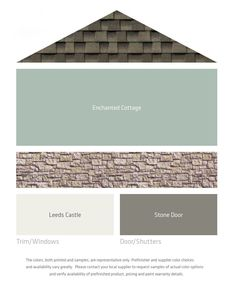 Modern House Colors with Brown Roof. 20 Modern House Colors with Brown Roof. Fresh Color Palettes for A Brown Roof Lp Smartside Exterior Color Schemes, Siding Colors, Roof Colors, Exterior Paint Colors For House, House Color Schemes, Paint Colors For Home, Brick Colors, Exterior Trim, Colours