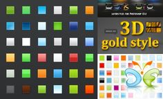 Ultimate Collection of 500+ Photoshop Layer Styles for your design - Free Download