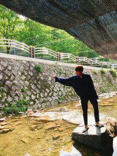 [BTS Tweet] Seokjin and his captionless posts are all I need~~ #BTS #방탄소년단