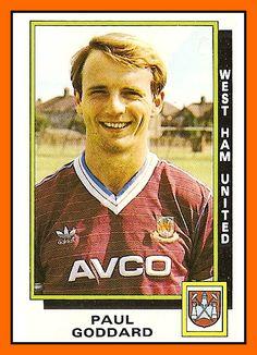 Paul Goddard - West Ham United
