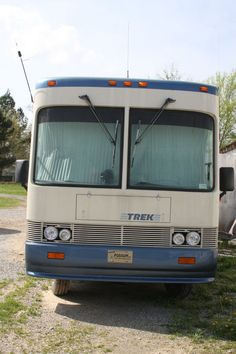 1995 safari trek motorhome (price reduced) - $13800 (lawrenceburg)