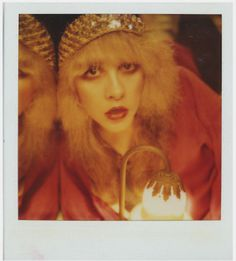 Stevie Nicks' selfies from the 1970s | Dangerous Minds