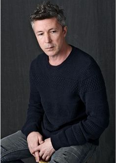 Aidan Gillen poses for a portrait at the 2014 Tribeca Film Festival Getty Images Studio (18/4/2014)