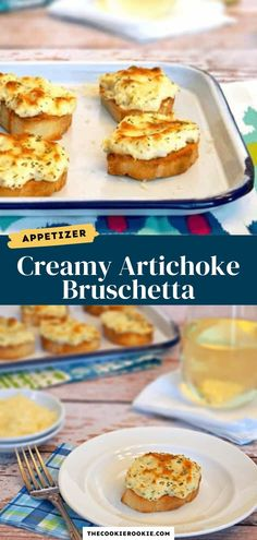 There's just no better way to eat hot Artichoke Dip than with toasted bread, so why not combine the two? This Creamy Artichoke Bruschetta recipe is the perfect appetizer to take to parties or make for your next BBQ. Hot Artichoke Dip, Game Day Appetizers, Bruschetta Recipe, Game Day Food, Healthy Options, Chicken Wings, Sandwiches, Bbq, Parties