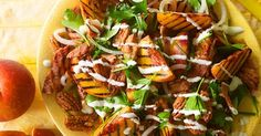 https://www.grilled peach salad