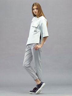 Normcore, Woman, Style, Fashion, Swag, Moda, Fashion Styles, Women, Fashion Illustrations