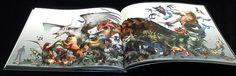 Realistic Pokemon-Volume One Art Book - Art of RJ Palmer