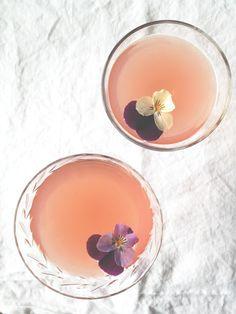 Pink Patisserie: Spring Cocktail