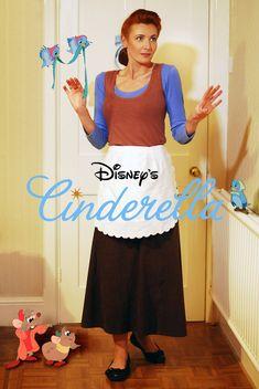 Costume Idea | Disney's Cinderella In Rags