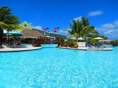 I've been here at Grand Turks and so far it has the best beaches. Margaritaville Grand Turk.
