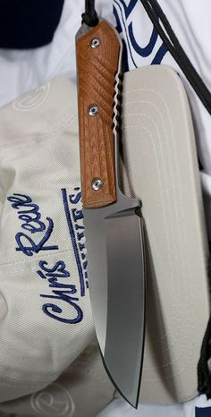 Chris Reeve Knife - Nyala Fixed Blade