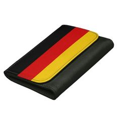 Germany flag wallet