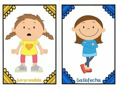 Nuestro curso de emociones empieza en una semana + láminas emocionales -Orientacion Andujar Social Skills, Classroom Decor, Projects To Try, Teaching, Education, Feelings, Blog, Fictional Characters, Professor
