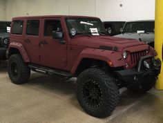 Find images and videos about car and jeep on We Heart It - the app to get lost in what you love. Jeep Wrangler Jk, Jeep Jk, Jeep Rubicon, Jeep Truck, Jeep Wrangler Unlimited, Jeep Wrangler Colors, Ford Trucks, Jeep Cars, Cute Cars