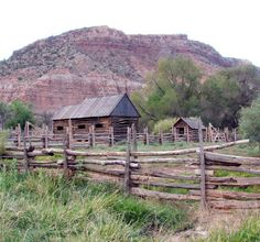 Top Utah ghost towns
